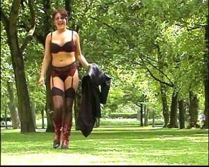 public nudity in london